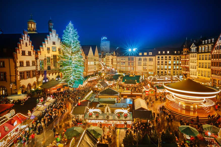 27 Nov Christmas Market River Cruise in Europe